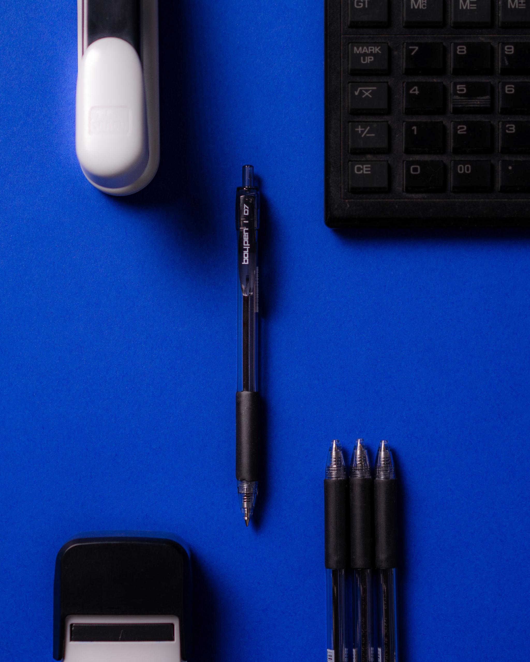 Boy Pen