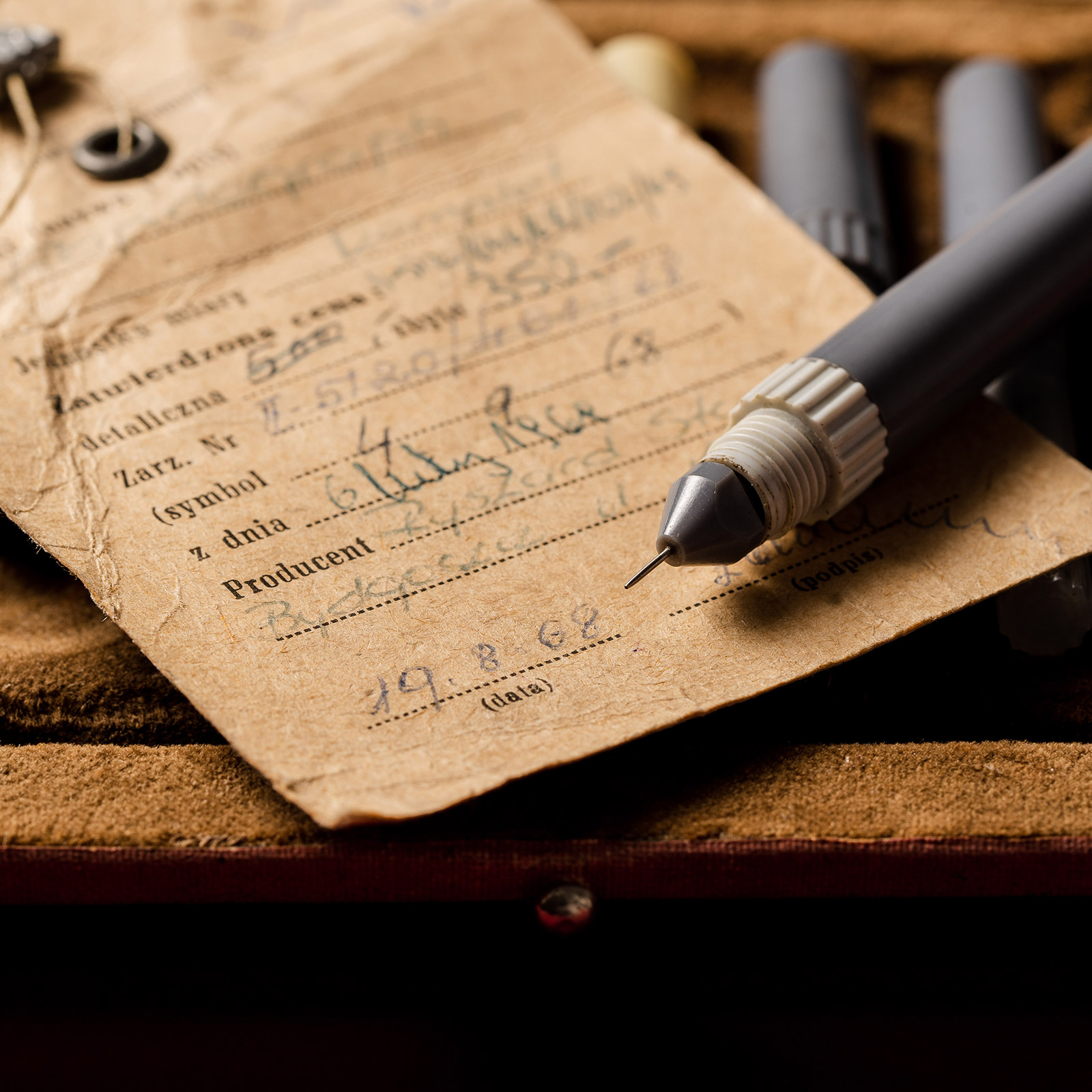 We have been creating the history of Polish writing and drawing since 1968.